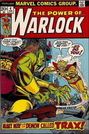 Warlock (1972) 4-A