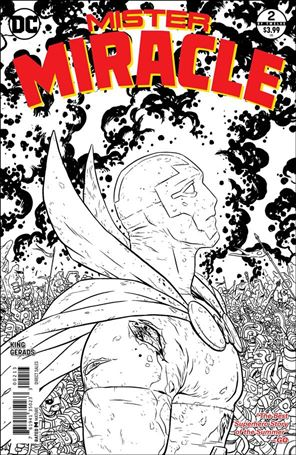Mister Miracle (2017) 2-D