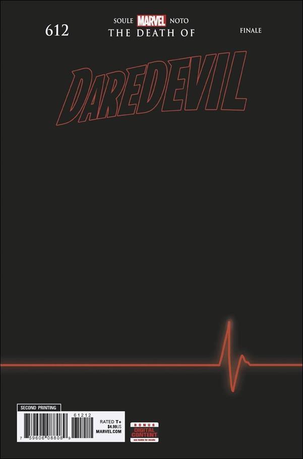 Daredevil (1964) 612-H by Marvel