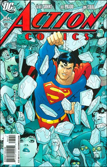 Action Comics (1938) 864-A by DC