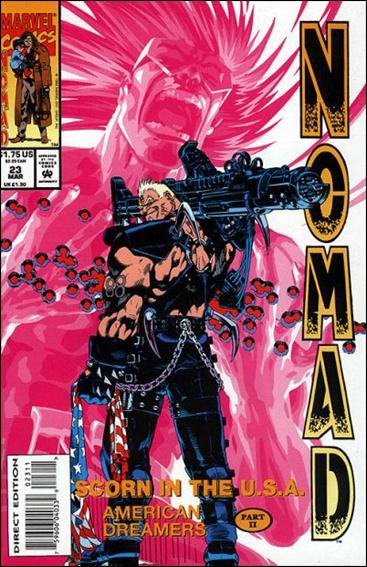 Nomad (1992) 23-A by Marvel