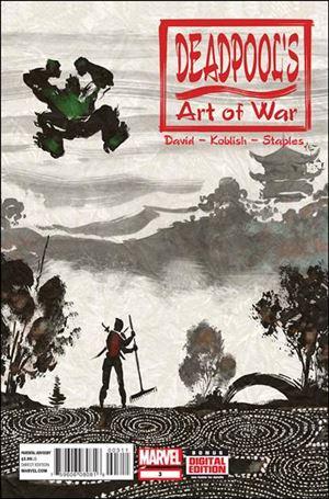 Deadpool's Art of War 3-A