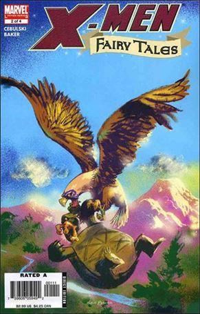 X-Men Fairy Tales 2-A