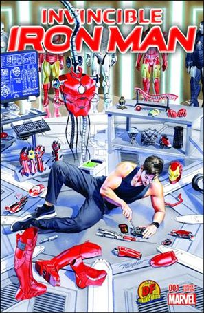 Invincible Iron Man (2015)  1-S