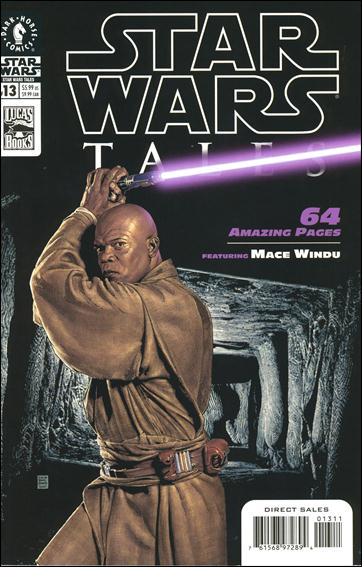 Star Wars Tales 13-A by Dark Horse