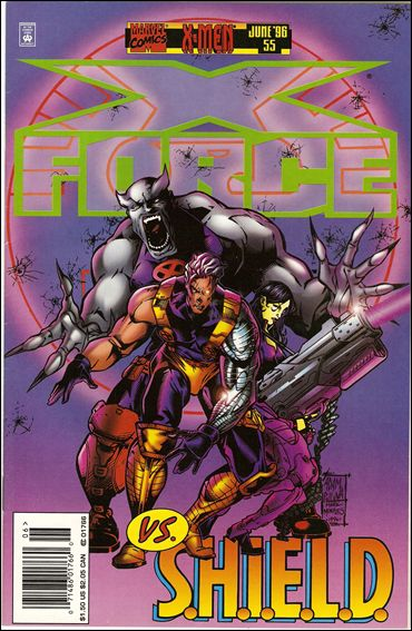 X-Force (1991) 55-B by Marvel