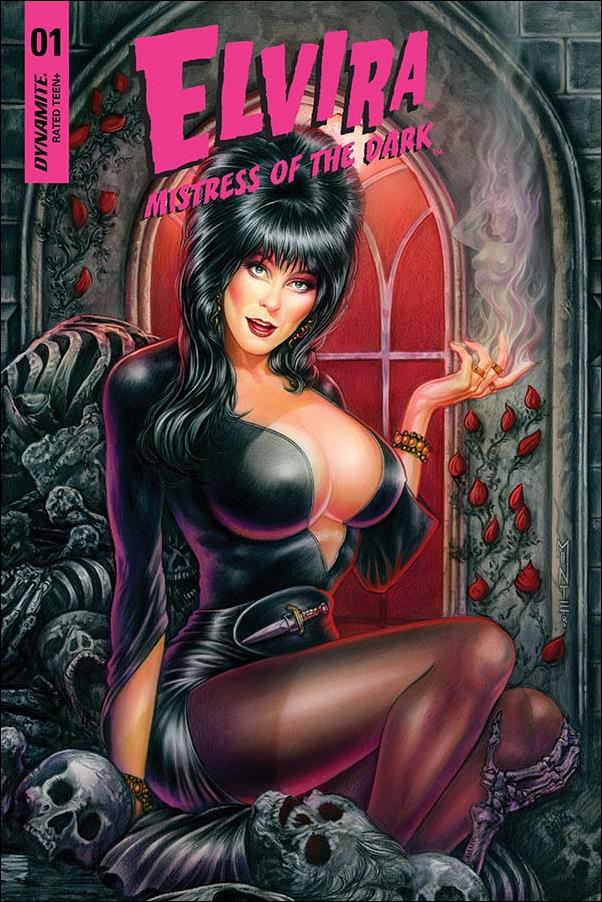 Elvira, Mistress of the Dark (2018) 1-L by Dynamite Entertainment