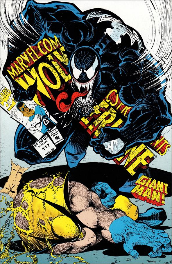 Marvel Comics Presents (1988) 117-A by Marvel
