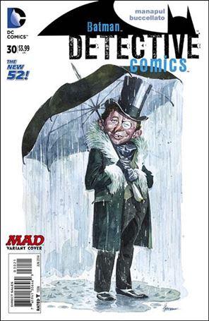 Detective Comics (2011) 30-D
