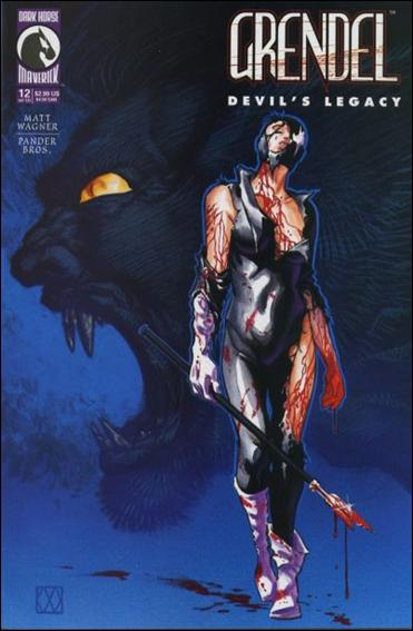 Grendel: Devil's Legacy 12-A by Dark Horse