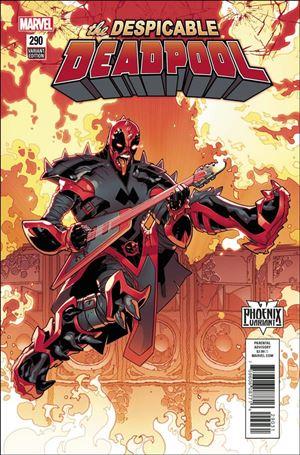 Despicable Deadpool 290-B
