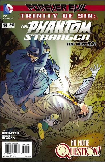 Trinity of Sin: The Phantom Stranger 13-A by DC