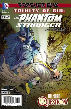 Trinity of Sin: The Phantom Stranger 13-A