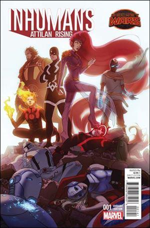 Inhumans: Attilan Rising 1-C