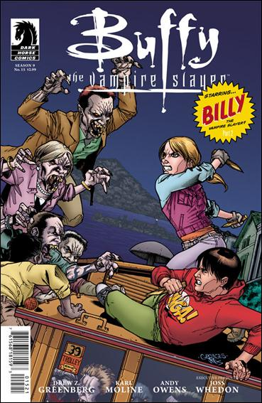 Buffy the Vampire Slayer Season 9 15-B by Dark Horse