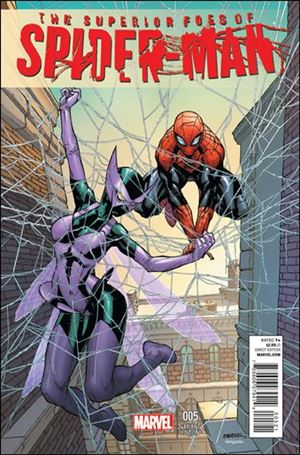Superior Foes of Spider-Man 5-B