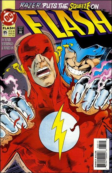 Flash (1987) 85-A by DC