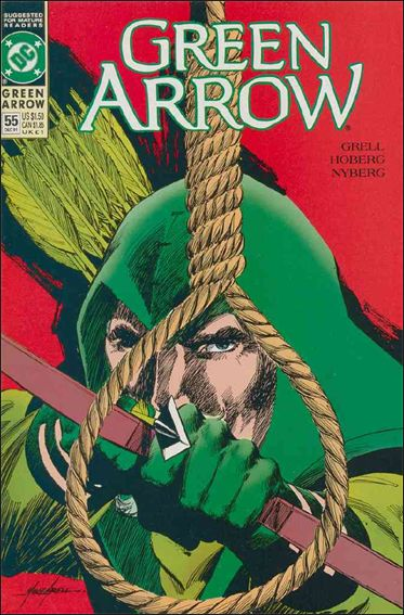 Green Arrow (1988) 55-A by DC