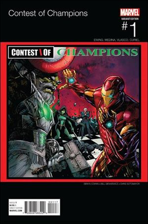 Contest of Champions 1-H