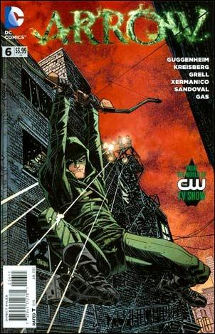 Arrow (2013) 6-A by DC