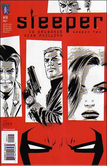 Sleeper: Season Two 9-A by WildStorm