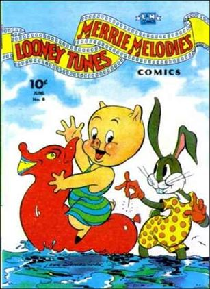 Looney Tunes and Merrie Melodies 8-A