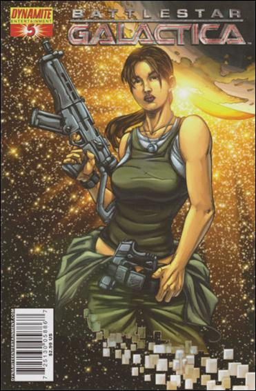 Battlestar Galactica (2006) 5-B by Dynamite Entertainment
