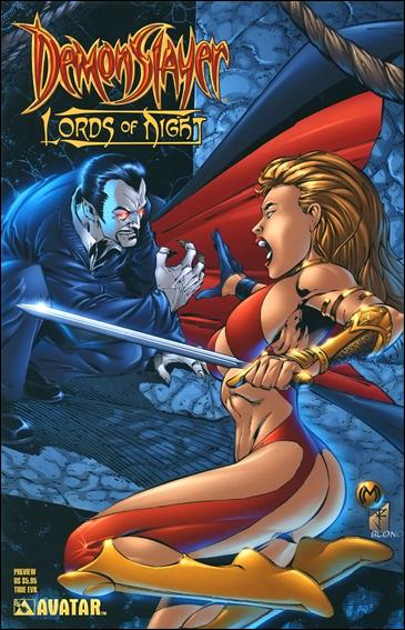 Demonslayer: Lords of Night Preview 1-E by Avatar Press