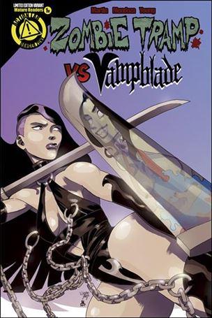 Zombie Tramp Vs. Vampblade 1-B