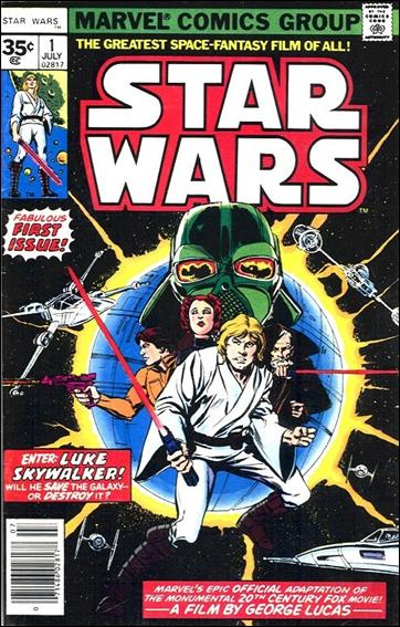 Star Wars (1977) 1-B by Marvel
