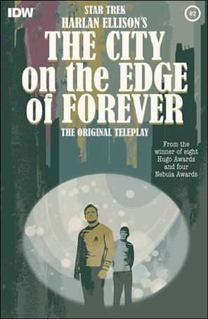 Star Trek: Harlan Ellison's Original The City on the Edge of Forever Teleplay 2-A