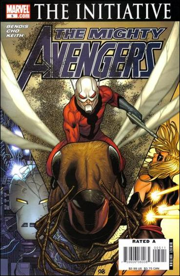 Mighty Avengers 5-A by Marvel