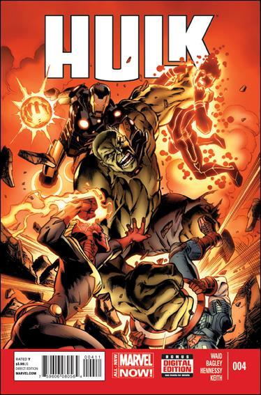 Hulk (2014) 4-A by Marvel