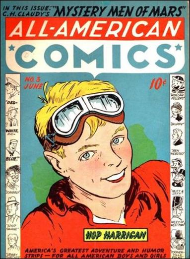 All-American Comics (1939) 3-A by DC