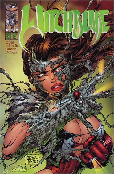 Witchblade 2-A by Top Cow