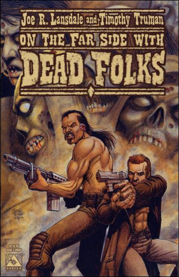 Lansdale and Truman's Dead Folks 3-B by Avatar Press