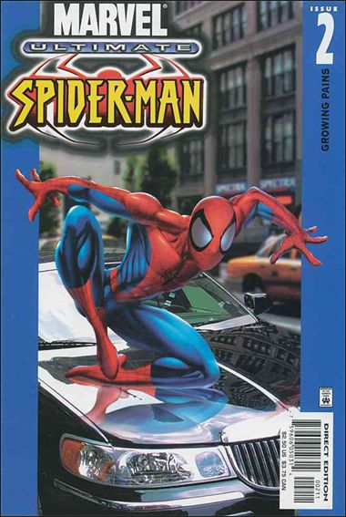 Ultimate Spider-Man (2000) 2-A by Marvel