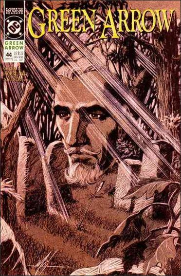 Green Arrow (1988) 44-A by DC