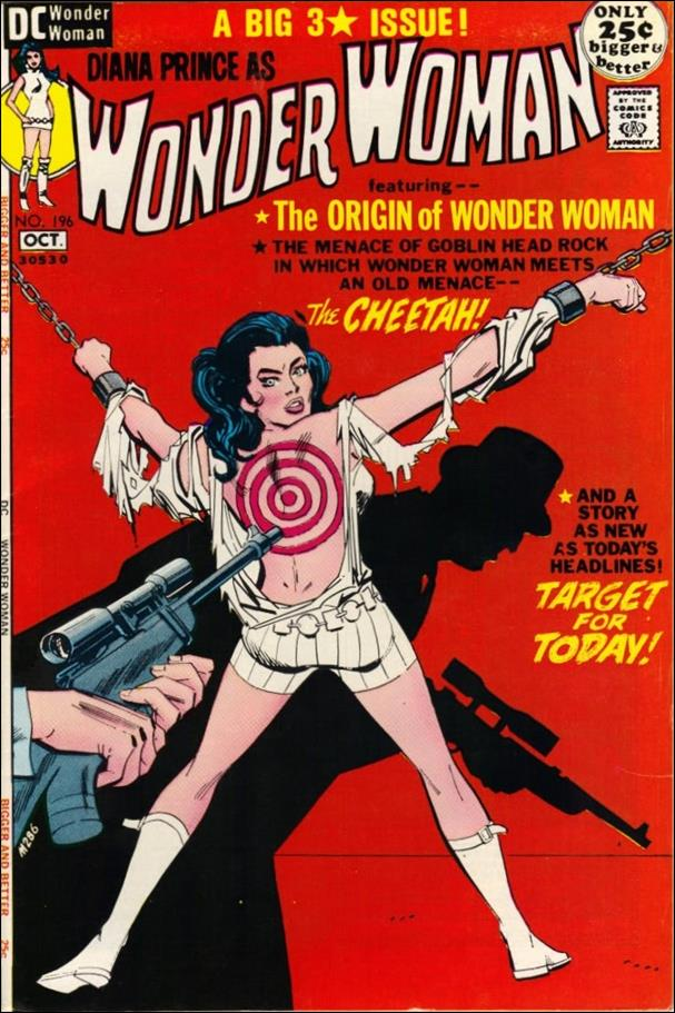 Wonder Woman (1942) 196-A by DC