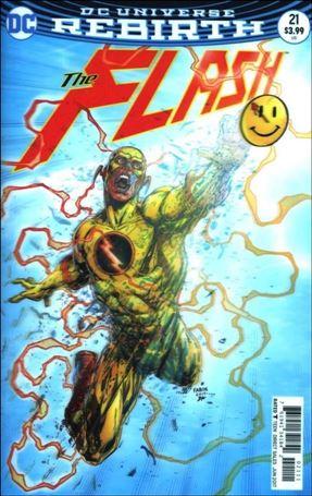 Flash (2016) 21-A