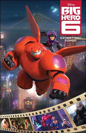Big Hero 6: Cinestory nn-A