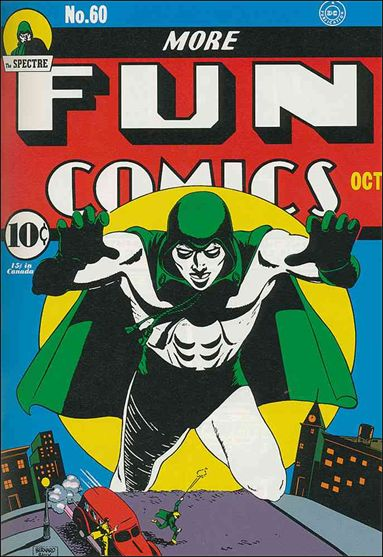 More Fun Comics 60-A by DC