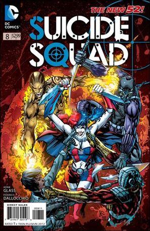Suicide Squad (2011) 8-A