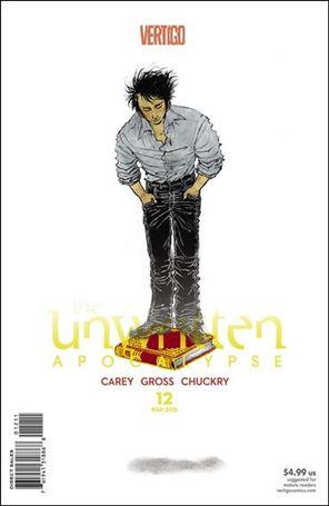 Unwritten: Apocalypse 12-A
