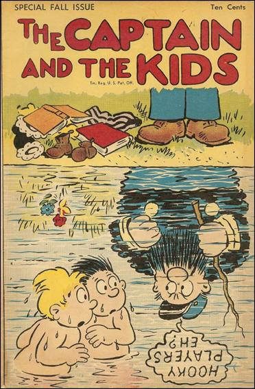 Captain and the Kids Special Fall Issue nn-A by United Features Syndicate