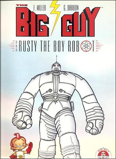 Big Guy and Rusty the Boy Robot nn-A by Dark Horse