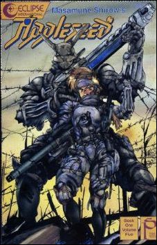 Appleseed Book 1 5-A by Eclipse