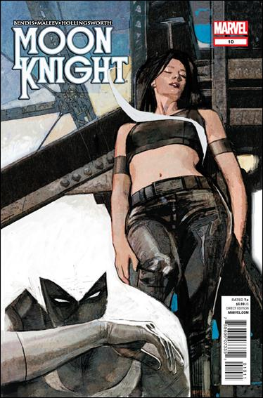 Moon Knight (2011) 10-A by Marvel