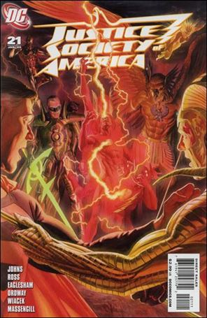 Justice Society of America (2007) 21-A