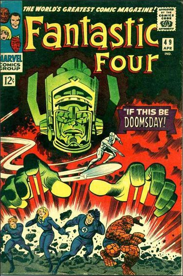 Fantastic Four (1961) 49-A by Marvel